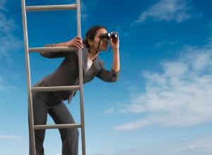 Moving Sideways On The Career Ladder by Sherri Davis-Garner